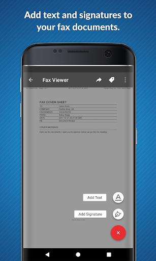 eFax: Send Fax from Phone (Official Fax App) 3 تصوير الشاشة
