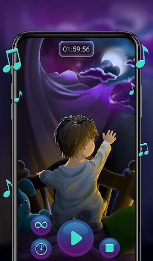الأطفال أغاني النوم 6 تصوير الشاشة