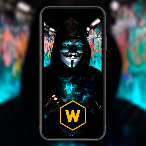 Wallpapers Full HD, 4K Backgrounds आइकन
