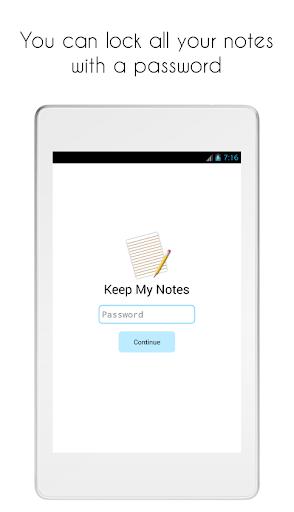 Keep My Notes - Notepad, Memo and Checklist screenshot 12
