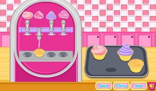 Memasak Kue Mangkok Es Krim screenshot 5