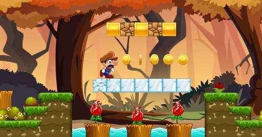 Super Bino Go: Best 2020 Adventure Game 5 تصوير الشاشة