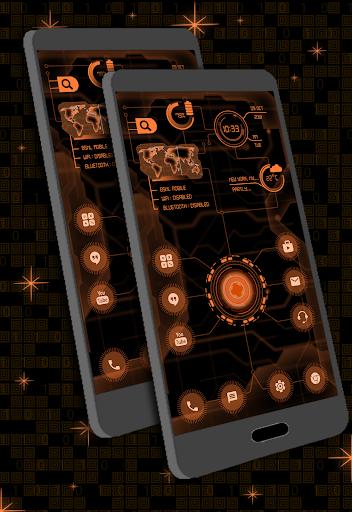 Circuit Launcher 2021 App lock, Hitech Wallpaper 16 تصوير الشاشة