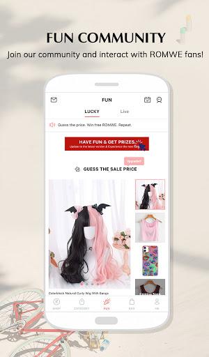 ROMWE - Daily Outfit  Fashion скриншот 4