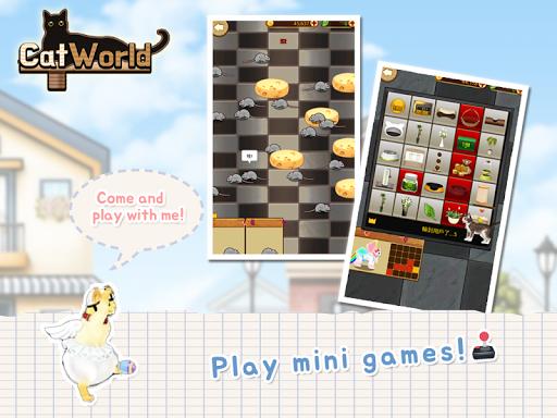 Cat World - The RPG of cats screenshot 6