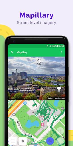 OsmAnd — Offline Maps, Travel & Navigation 6 تصوير الشاشة