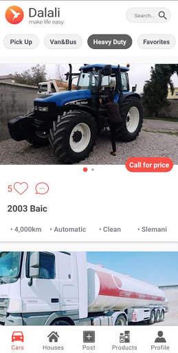 Dalali – Buy & Sell in Iraq screenshot 6