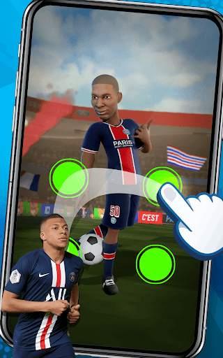 PSG Soccer Freestyle screenshot 6