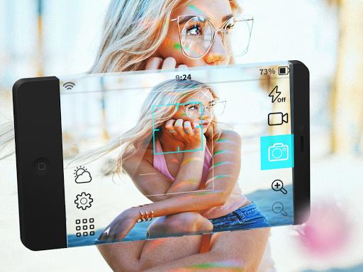 FotoRus - HD Camera,Video,Beauty Cam screenshot 4