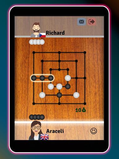 Mills | Nine Men's Morris - Free online board game screenshot 11