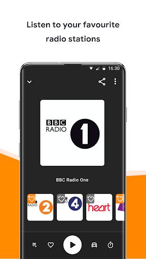Podcast & Radio iVoox -  Audio without limits 3 تصوير الشاشة
