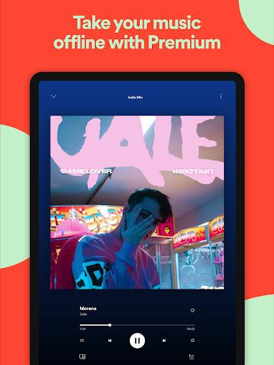 Spotify: Makinig ng bagong music at podcast screenshot 11