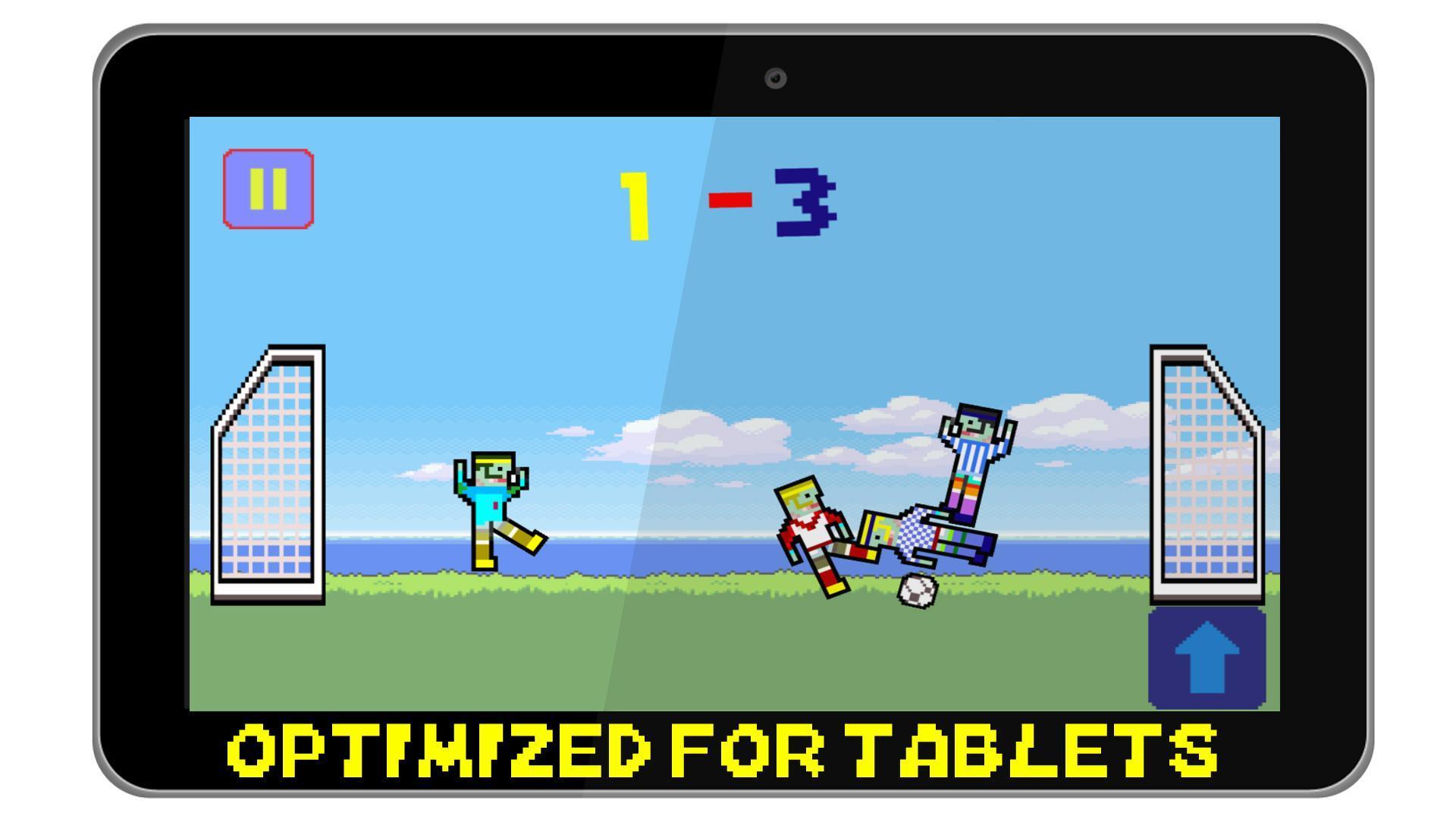 Pixel Soccer 5 تصوير الشاشة