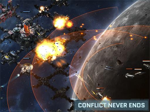 VEGA Conflict 2 تصوير الشاشة