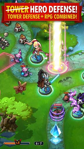 Magic Rush: Heroes 14 تصوير الشاشة