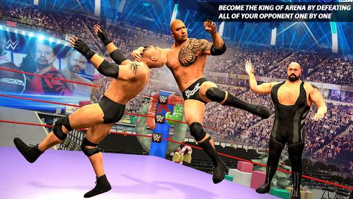 Real Wrestling Revolution: Wrestling Games screenshot 7