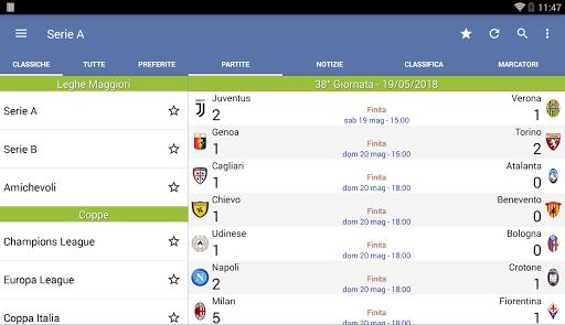 Italian Soccer 2020/2021 screenshot 8