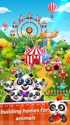 Bubble Shooter Free Panda 2 تصوير الشاشة
