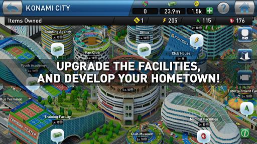 PES CLUB MANAGER 5 تصوير الشاشة