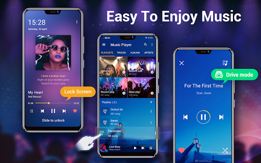 Music Player for Android screenshot 10