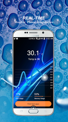 Cooler Master PRO - CPU Cooler - Phone Cooler screenshot 1