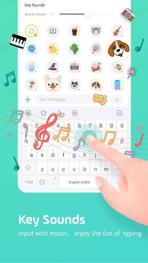 Facemoji Emoji Keyboard:DIY, Emoji, Keyboard Theme screenshot 8