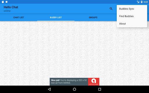 Hello Chat screenshot 10