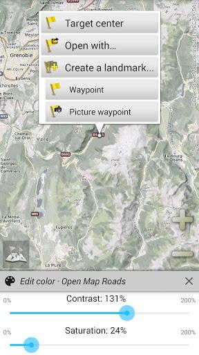 All-In-One Offline Maps 5 تصوير الشاشة