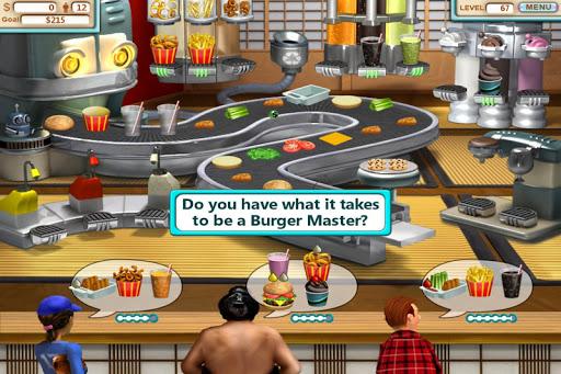 Burger Shop (No Ads) 10 تصوير الشاشة