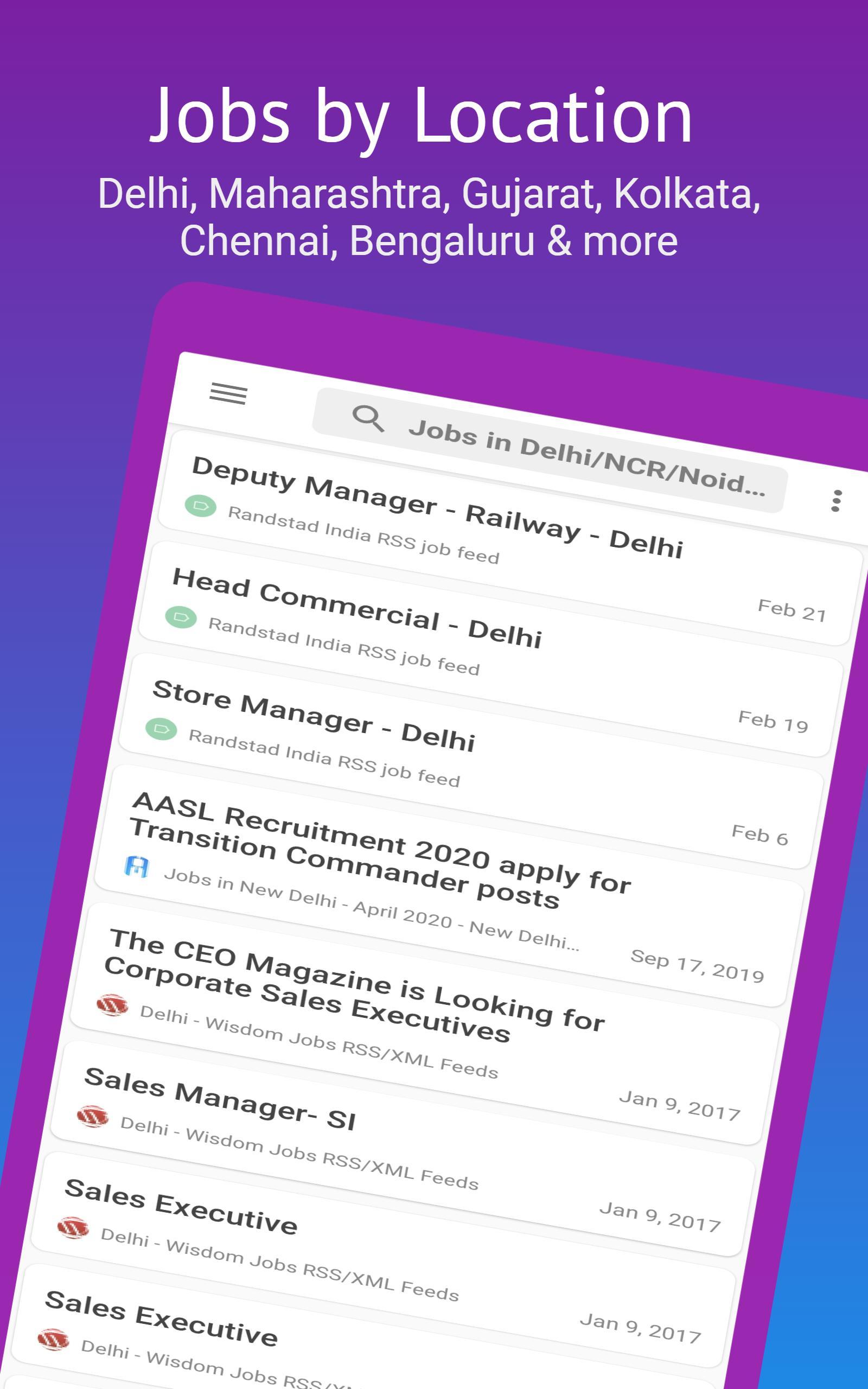 Jobs India: All Government Job Updates, Job Alerts screenshot 10