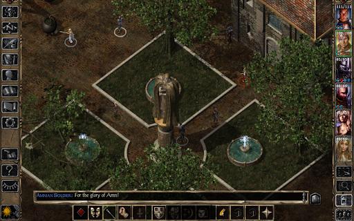 Baldur's Gate II screenshot 21