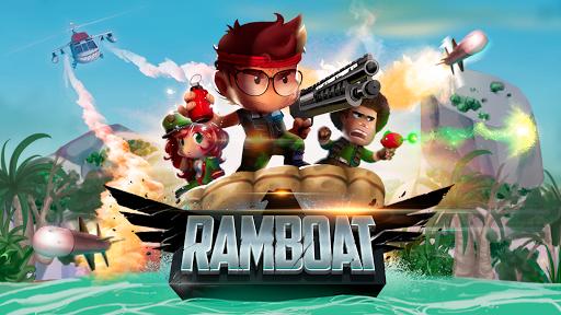 Ramboat - Offline Shooting Action Game screenshot 6