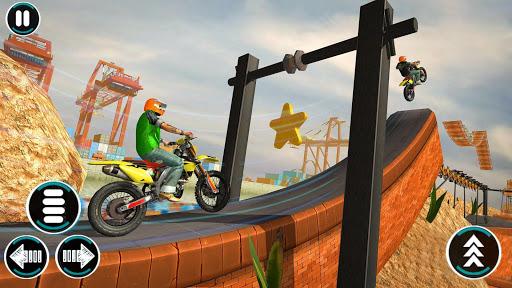 Bike Driving Games: Bike Stunt Games screenshot 3