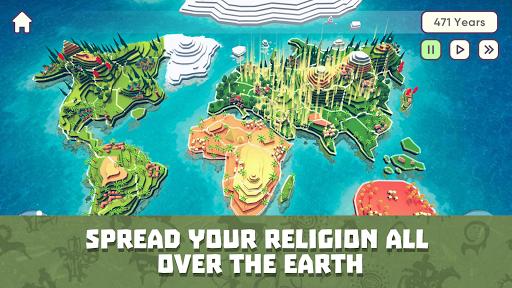 God Simulator. Religion Inc. screenshot 5