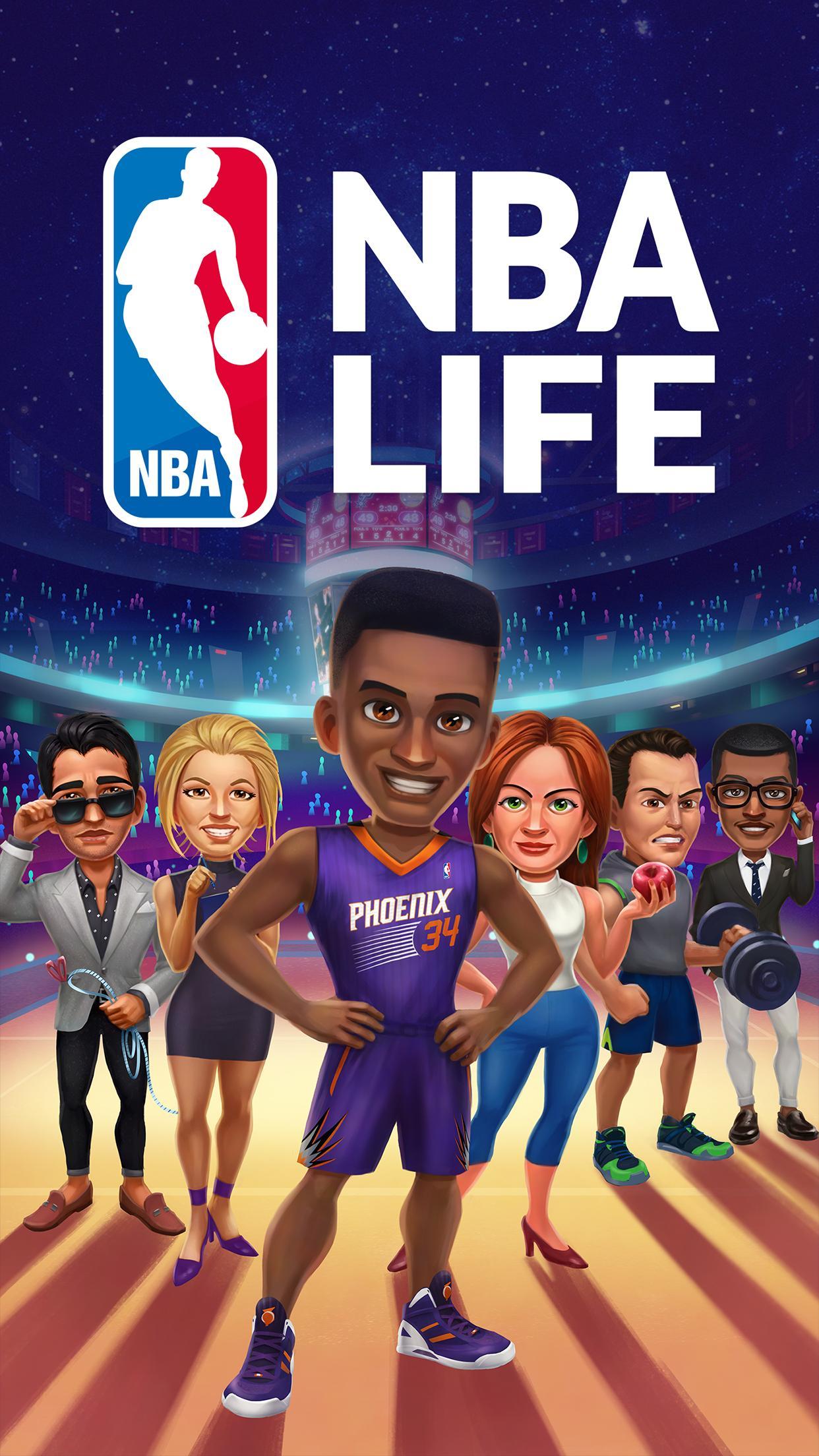 NBA Life 1 تصوير الشاشة