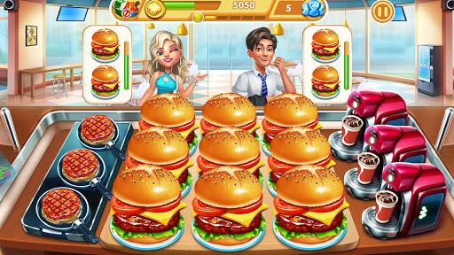 Cooking City: chef, restaurant & cooking games 1 تصوير الشاشة