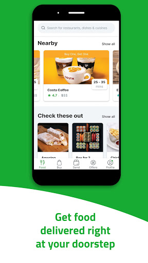 Careem - Rides, Food, Shops, Delivery & Payments screenshot 3