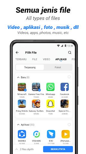 SHAREit Lite - Share & File Transfer App, Share it screenshot 4