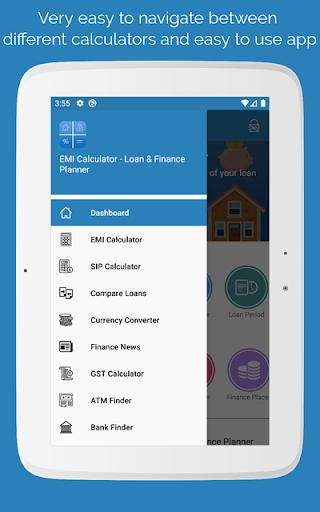 EMI Calculator - Loan & Finance Planner screenshot 10
