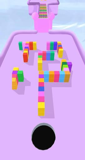 Color Hole 3D 5 تصوير الشاشة