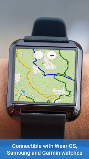 Locus Map 4: Hiking&Biking GPS navigation and Maps screenshot 8