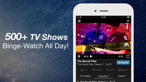 (US only) Free TV App: TV Series screenshot 5
