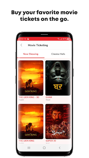 IME Pay - Mobile Digital Wallet (Nepal) 3 تصوير الشاشة