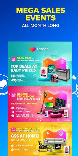 Lazada SG - #1 Online Shop App screenshot 4