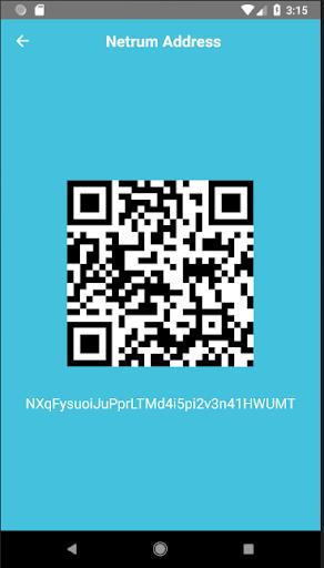 Netrum Wallet screenshot 4