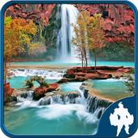 Waterfall Jigsaw Puzzles on 9Apps