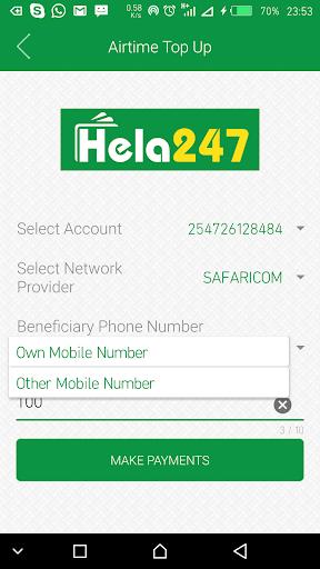 Hela247 screenshot 6