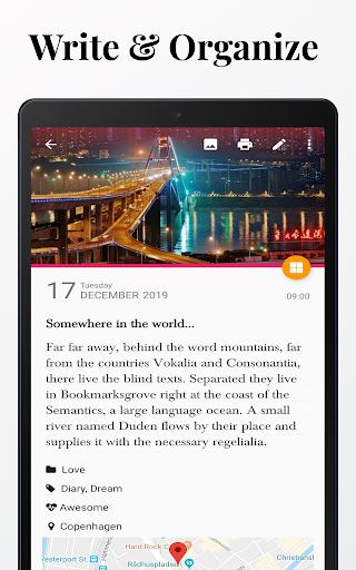 Diaro - Diary, Journal, Mood Tracker with Lock screenshot 19