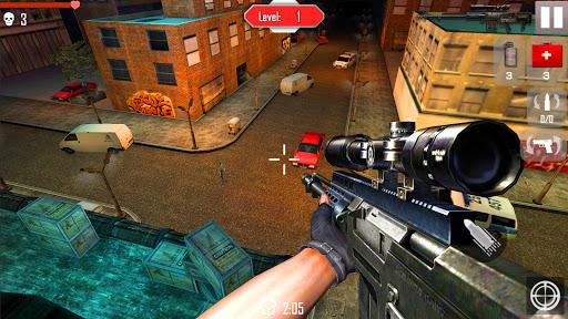 Sniper Killer 3D: Shooting Wars screenshot 2