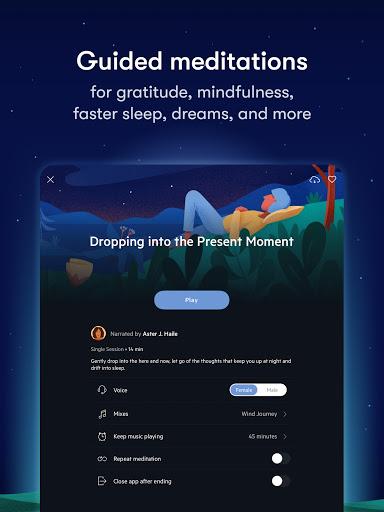 Relax Melodies: Sleep Sounds, Meditation & Stories screenshot 13